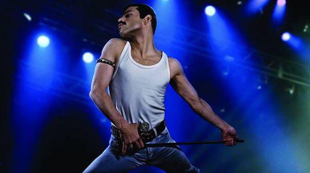 Una scena del film 'Bohemian Rhapsody' – Foto: Nick Delaney/20th Century Fox