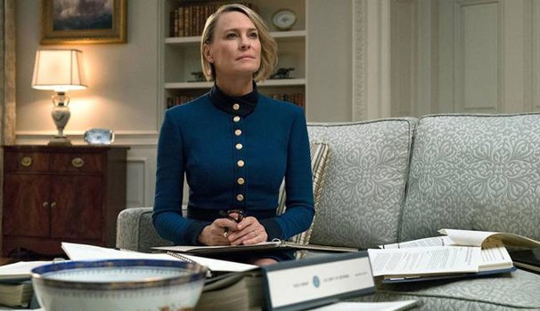 Robin Wright in 'House of Cards' – Foto: Netflix