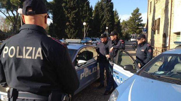 Dopo l'episodio dell'accoltellamento la Polizia sta intensificando i controlli