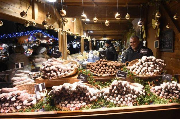 I salumi della tradizione d'Oltralpe  (foto Schicchi)