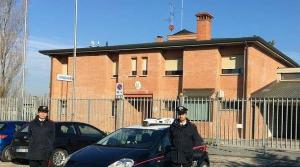 I carabinieri di Castenaso