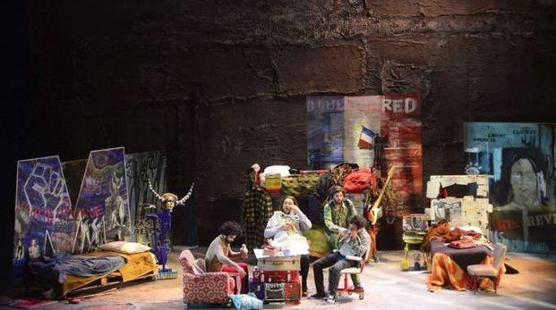 Fermo, al Teatro dell'Aquila va in scena la Bohème