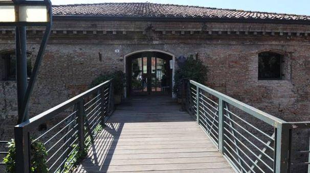 L'ingresso del Cassero (FotoSchicchi)