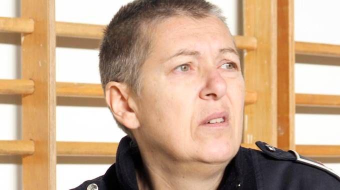 Marina Musetti, comandante della polizia locale