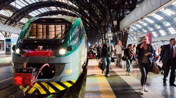 Sulla Linea Lecco-Milano