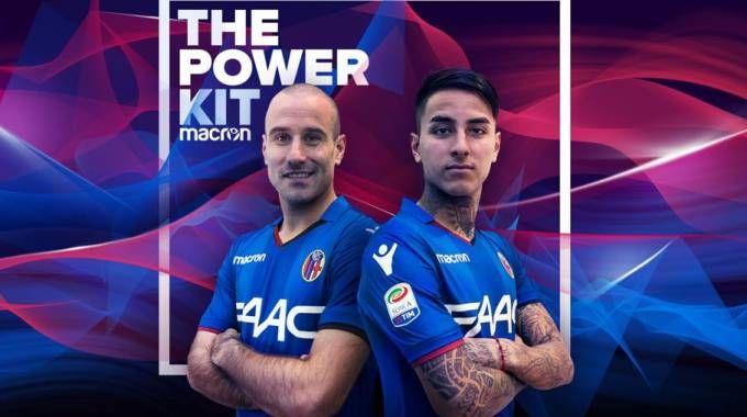 Palacio e Pulgar testimonial della terza maglia