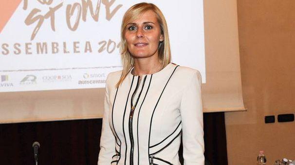 La presidente Silvia Paganini