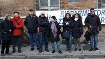 Crisi Carife, protesta dei risparmiatori