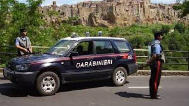 La compagnia dei Carabinieri di Pitigliano sempre sul pezzo