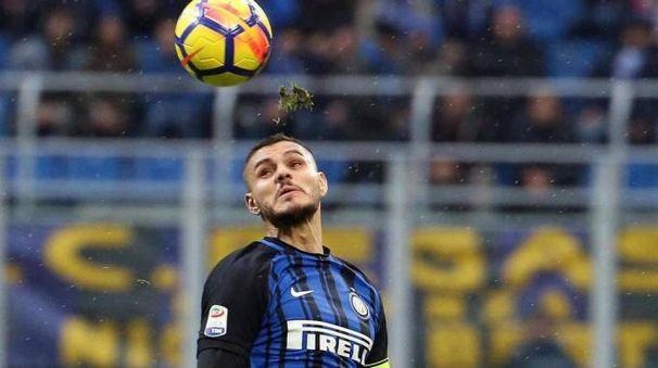Mauro Icardi, capocannoniere con 16 gol in 15 partite (Ansa)