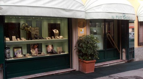 La gioielleria di via D'Este a Montecchio