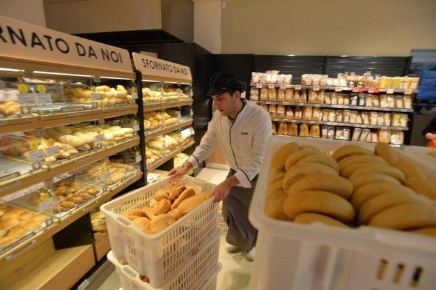 Il Famila darà lavoro a 50 dipendenti (Foto Frasca)