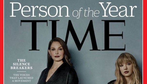 Time, le donne di #MeToo in copertina: sono 'person of the Year' 2017 (Afp)
