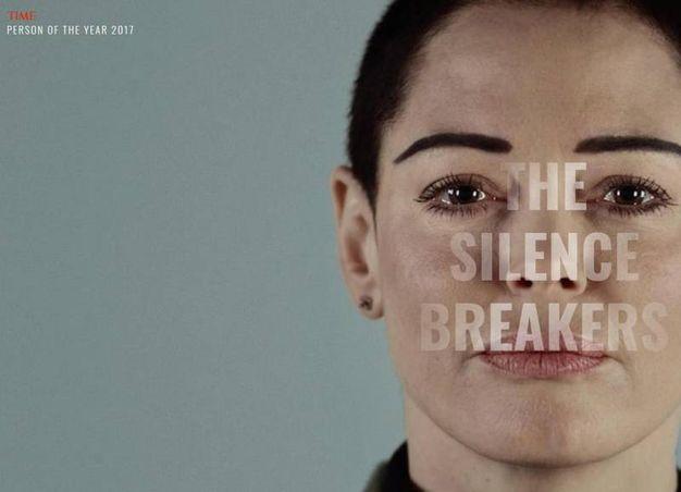 Le donne che hanno rotto il silenzio sono 'persone dell'anno 2017' per Time (Ansa)