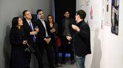La mostra racconta  il muro come oggetto culturale dai molteplici significati