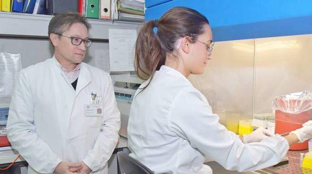 Fausto Baldanti, responsabile dell'Unità di Virologia Molecolare del San Matteo