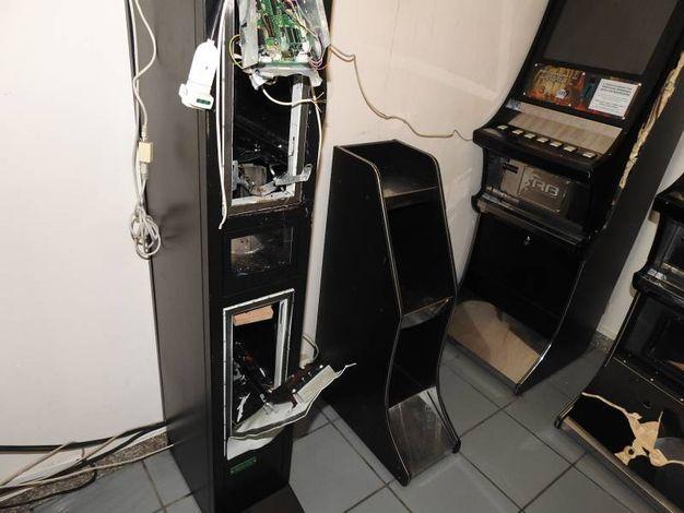 Nel mirino della banda anche le slot machine (Scardovi)