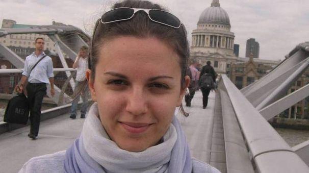 Lucia Gualtieri, 32 anni il 22 gennaio