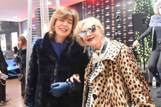 Paola Pizzighini e Cecilia Matteucci (foto Schicchi)