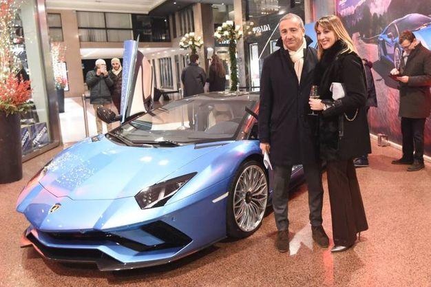 Antonio Farnè e Olivia Spatola (foto Schicchi)