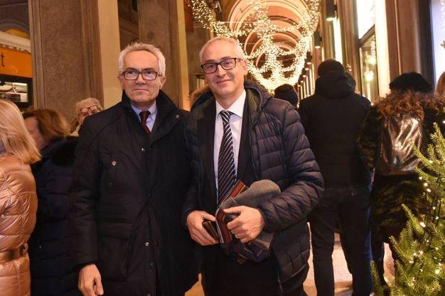 Tiziano Parenti e Antonio Cocchini (FotoSchicchi)