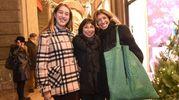Francesca Goldoni, Francesca Stefanelli con la figlia (FotoSchicchi)