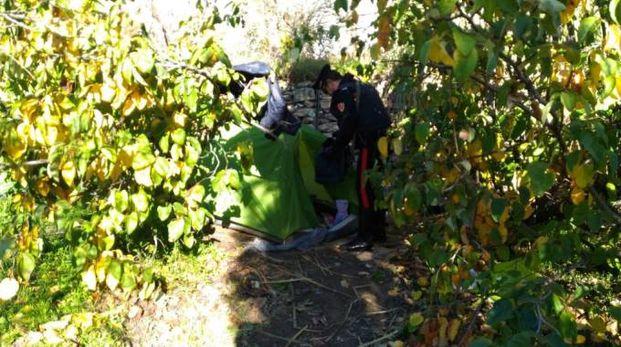 Macerata, controlli anti droga nel parco di Fontescodella