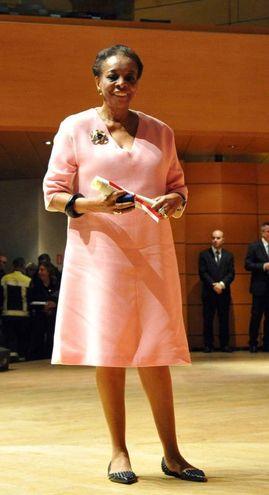 Medaglia d'Oro a Marva Griffin Wilshire, ideatrice del Salone Satellite