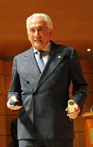 Medaglia d'Oro a Enrico Ricci, pasticceria Cova