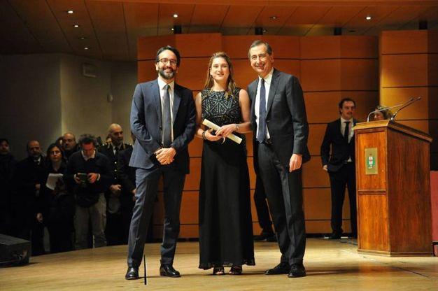 Medaglia d'Oro a Elena Bertocchi, tuffatrice