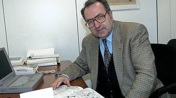 Leone Pantaleoni con la Settimana Enigmistica