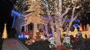 Melegnano, la Casa di Babbo Natale