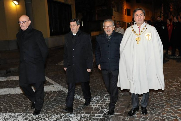 L'investitura di Sant'Ambrogio