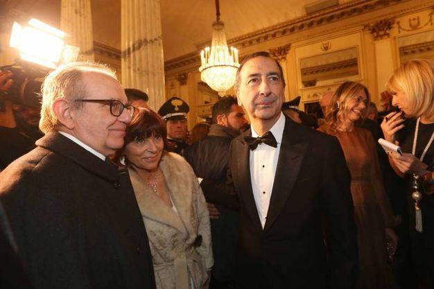 Il sindaco di Milano Beppe Sala (La Presse)