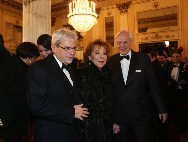Il ministro Claudio De Vincenti con Pereira (La Presse)