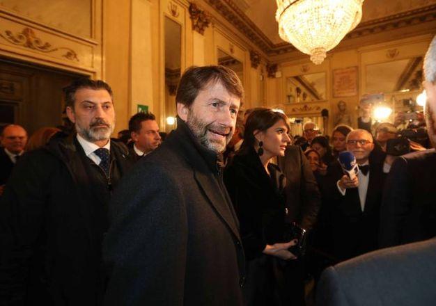 Il ministro Dario Franceschini (La Presse)
