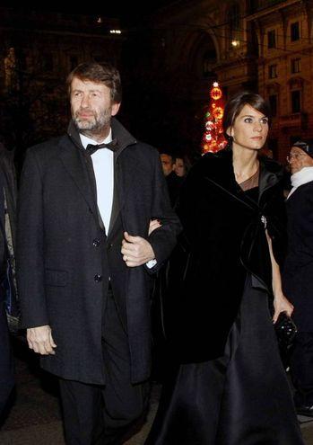 Il ministro Franceschini (La Presse)