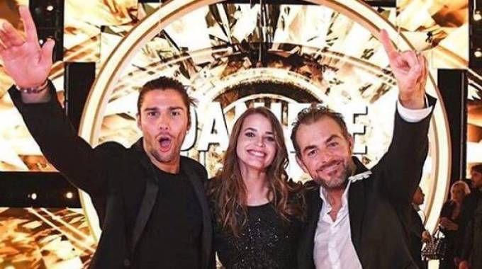Luca, Ivana e Daniele: tre finalisti del GF Vip 2 (Foto Instagram)