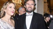 Carlo Cracco e la moglie Rosa Fanti (Newpress)