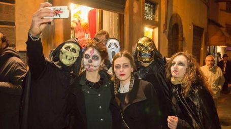 Una festa per Halloween (foto repertorio)