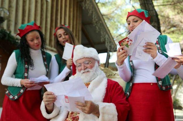 4) Laboratorio degli elfi di Babbo Natale, Castione della Presolana