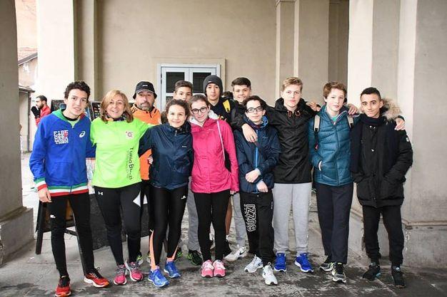 Corsa della Solidarietà a Prato (foto Regalami un sorriso onlus)