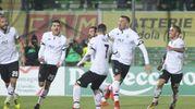 Il Cesena batte il Pescara 4-2 al termine di una partita incredibile  (foto Ravaglia)