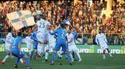 Empoli-Carpi, le foto della partita (Germogli)