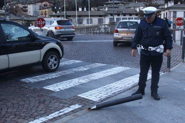 Rilievi della polizia locale (Orlandi)