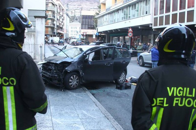 L'incidente in piazza Garibaldi (Orlandi)