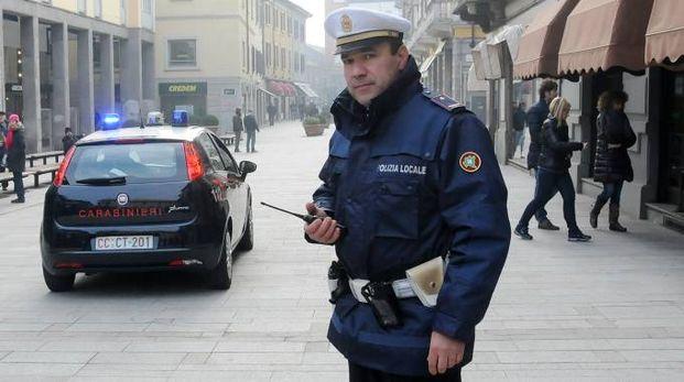 Vigili a Legnano