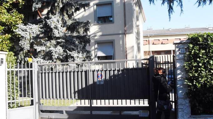 La villa di via Fiume