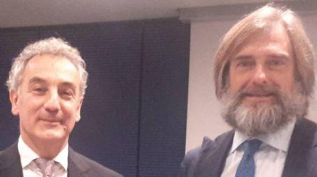 Paolo Foglia di  Icea  e Andrea Cavicchi