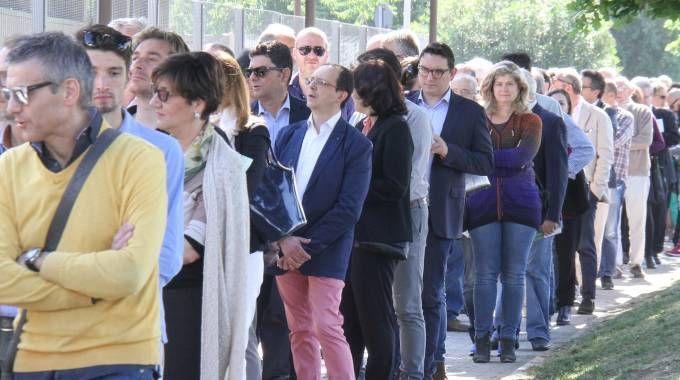I soci ChiantiBanca in coda il 14 maggio all'Obihall di Firenze